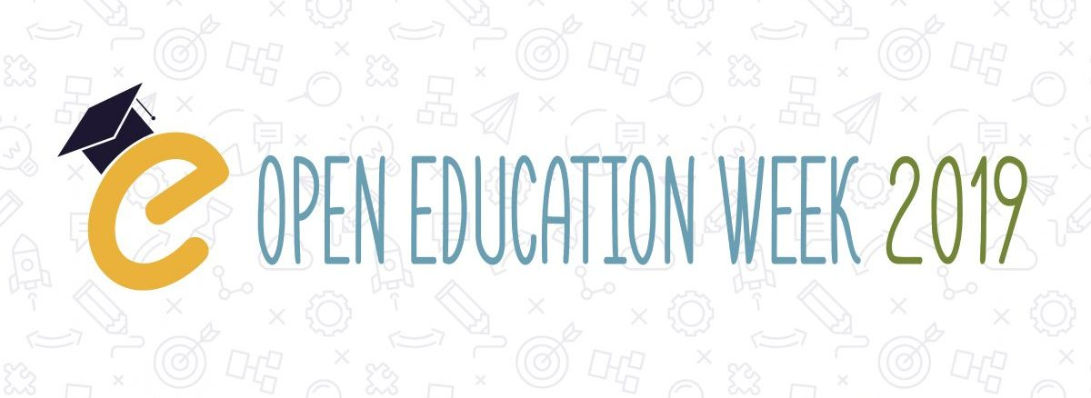 Open Ed Week 2019 Banner
