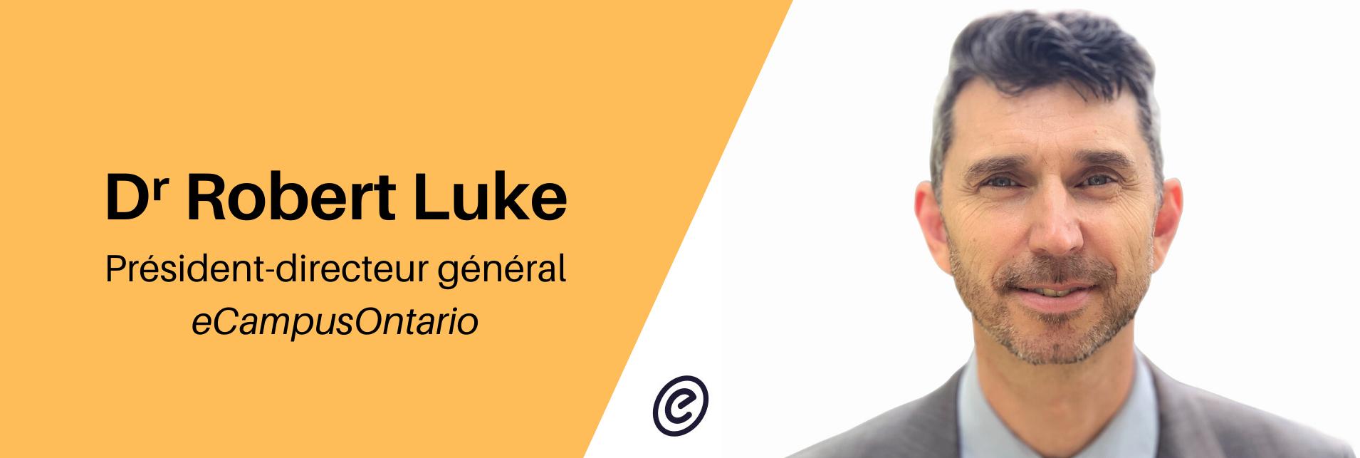 Dr. Robert Luke